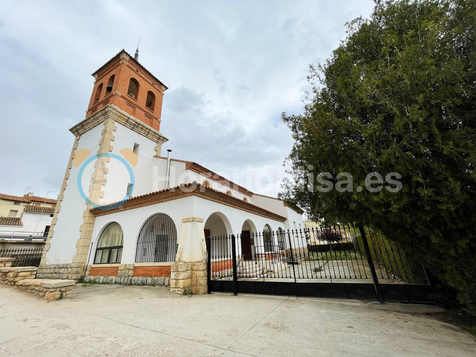 Horario de Misas en la Iglesia de San Blas teruel